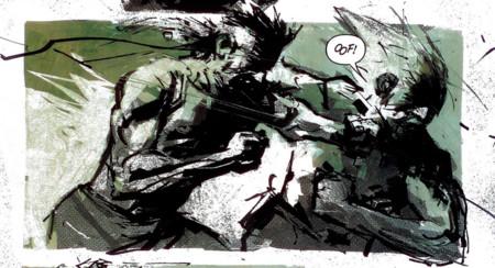 Metal Gear Comic