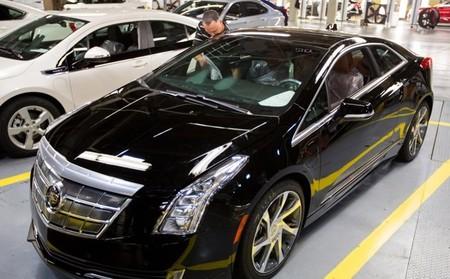 El primer Cadillac ELR ha salido ya de la cadena de montaje