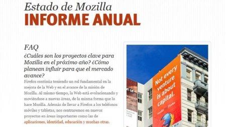 Informe del estado de Mozilla: sus ingresos crecieron un 18% en 2010
