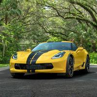Hertz pone a la venta parte de su flota de Chevrolet Corvette Z06 2019... ¡a precio de Corvette nuevo!