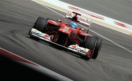 Fernando Alonso clasificación Gran Premio Bahréin