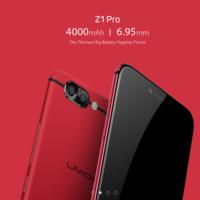 UMIDIGI Z1 y Z1 Pro: 6 GB de RAM y 4.000 mAh de batería para la gama media-alta