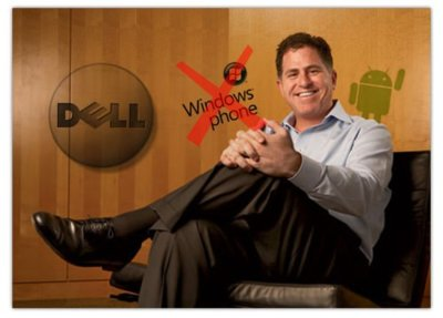 ¿Dell no lanzará teléfonos Windows Phone 7?