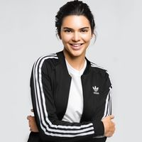 Adidas nombra a Kendall Jenner como su nueva embajadora. Esta vez Kanye West estará contento