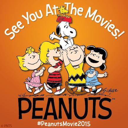 Imagen oficial de adelanto de la película de 'Peanuts'
