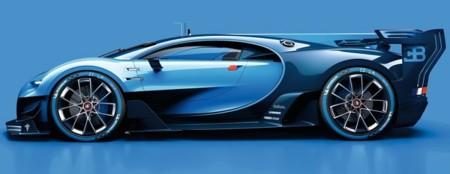 Bugatti Vision Gran Turismo Concept 2015 800x600 Wallpaper 02