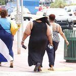 Las personas mayores con grasa abdominal y músculos débiles tienen más probabilidades de desarrollar problemas de movilidad