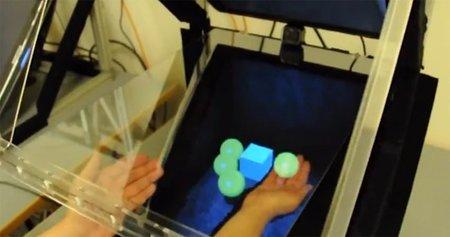 HoloDesk, Kinect vuelve a demostrar el prometedor futuro que tiene por delante