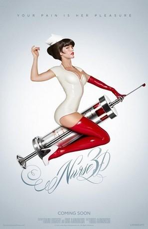'Nurse 3D', tráiler y cartel final del thriller erótico