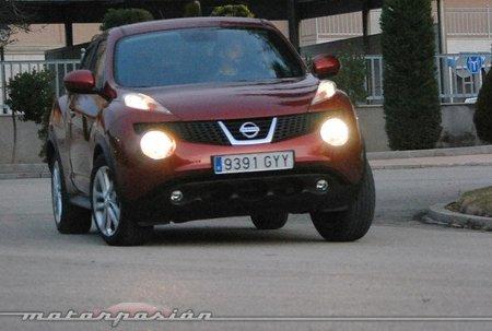 Nissan Juke 1.6 4x2, prueba (conducción y dinámica)