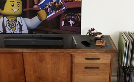 Sonos Beam, análisis: gran potencia y pegada para una barra de sonido compacta pero de impactante sonido