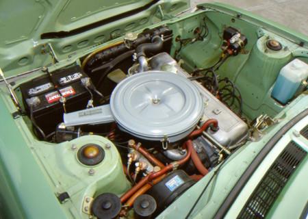 Motor Toyota Celica 1971