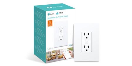 Con este contacto inteligente en oferta de TP-Link podrás controlar tu casa con la voz: 399 pesos, precio más bajo en Amazon México