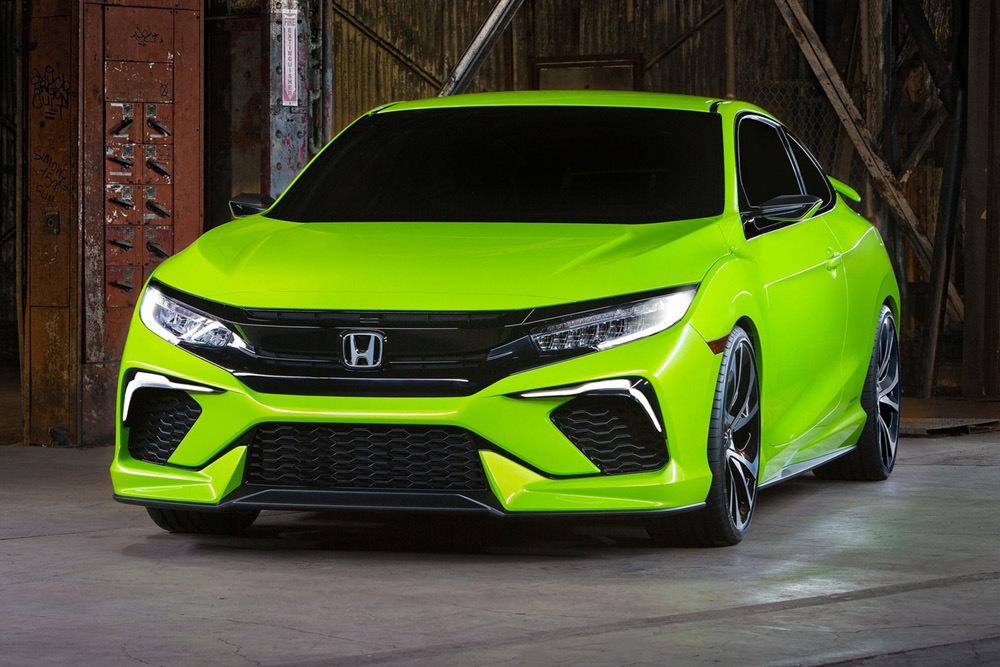 Foto de Honda Civic Concept (3/13)