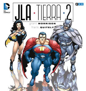 'JLA: Tierra 2', de Grant Morrison y Frank Quitely