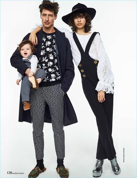El estilo es cosa de familia