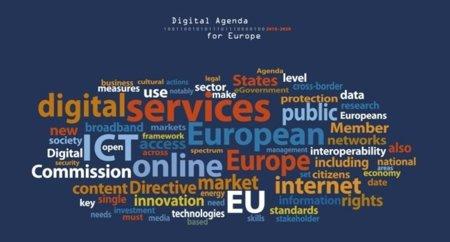 Un informe de la UE revela un progreso mínimo en los objetivos de la Agenda Digital