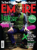Nueva imagen de Heath Ledger como El Joker en 'The Dark Knight'