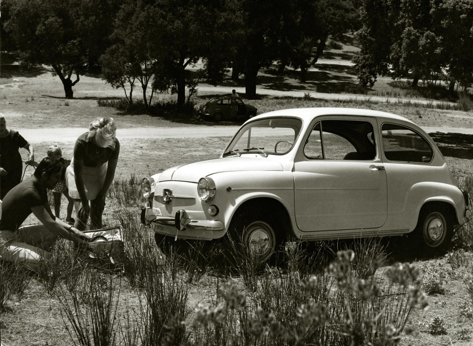 Foto de SEAT 600 (50 Aniversario) (51/64)
