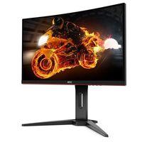 Un monitor curvo, de 27 pulgadas y para jugar como el AOC C27G1, ahora en Amazon nos cuesta menos que nunca, al estar a 239,99 euros