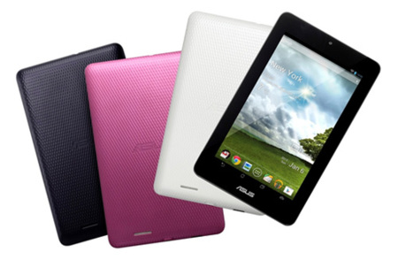 ASUS MeMO Pad, tablet asequible con Jelly Bean
