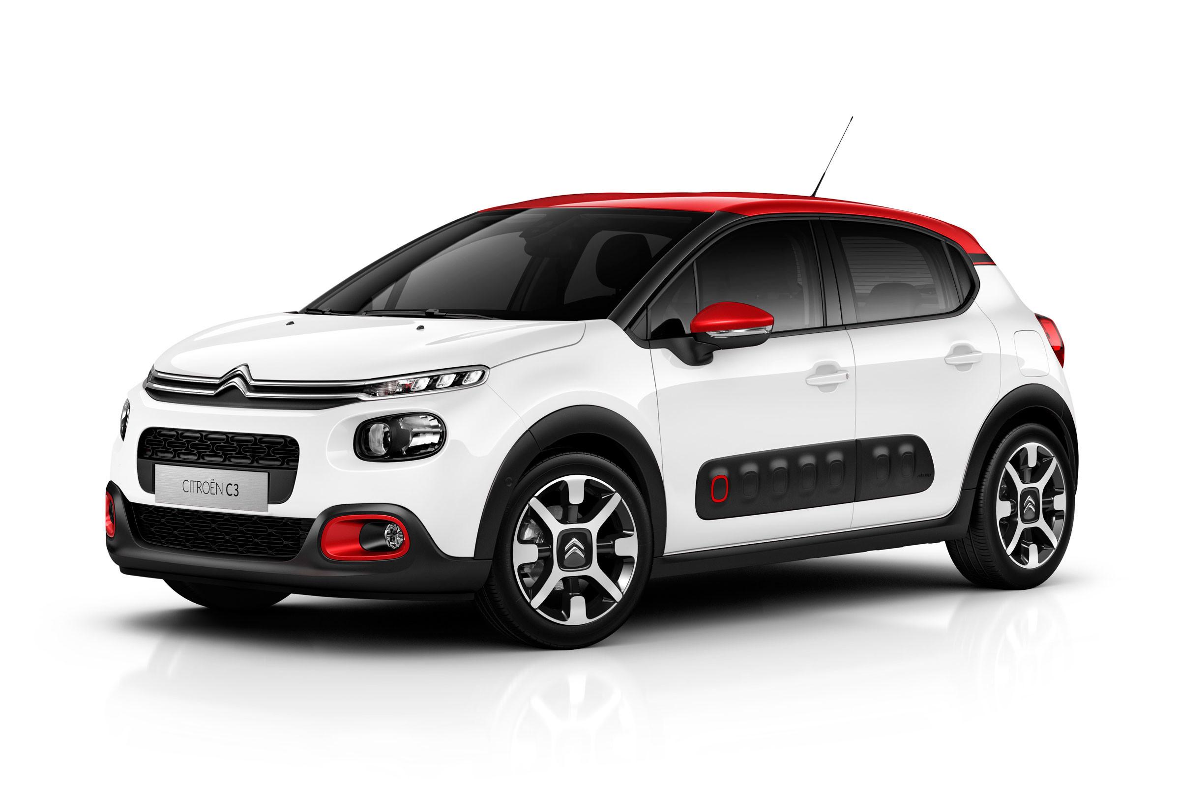 Foto de Citroën C3 (11/16)