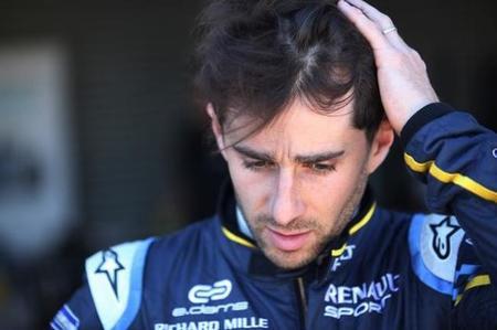 Nick Heidfeld acepta las disculpas de Nicolas Prost tras su accidente en Pekín