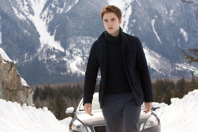 Imagen de Robert Pattinson en 'La Saga Crepúsculo. Amanecer. Parte 2'