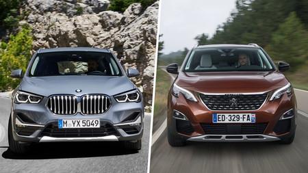 "Peugeot 3008 vs. BMW X1: ¿Conviene ""dar el salto"" a un SUV premium?"