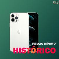 Rebajaza del iPhone 12 Pro de 256 GB en Amazon por 1.119,99 euros, su precio mínimo histórico