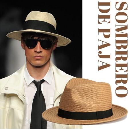 Sombreros Tendencia Hombre Primavera Verano 2016 4