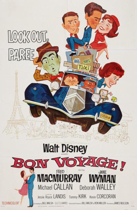 Bon Voyage 1962 Film Images Db59d922 B5c9 473a A449 92f8caac524