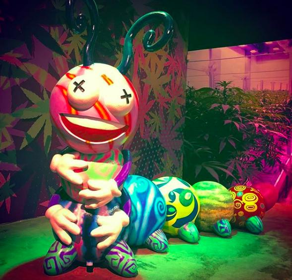 Museos curiosos: abre un museo interactivo de la marihuana en Las Vegas