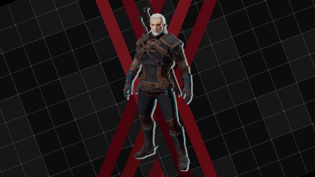 Los personajes de The Witcher 3 se enfrentan a mechas voladores en el nuevo DLC gratuito de Daemon X Machina