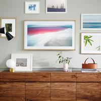 Los paneles QLED llegarán también a las series de televisores Samsung Serif y The Frame lanzados en 2019