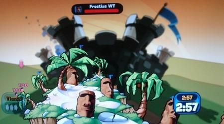 Worms 2: Armageddon - Misión 33 del desafío