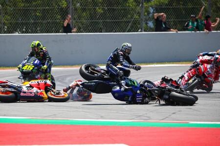 Montmeló cambiará su peligrosa curva 10, de la que se quejaron Valentino Rossi y otros pilotos de MotoGP