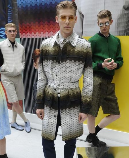 Lo mejor de la 'London Collections: Men' Primavera-Verano 2013 (II)