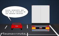 El fauno que susurraba a los camiones