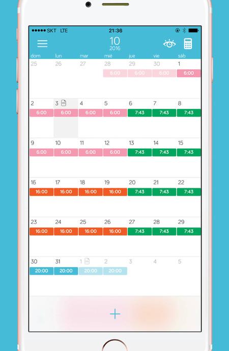 Calendario Turnos.Las Mejores Aplicaciones De Ios Para Gestionar Tus Turnos De Trabajo