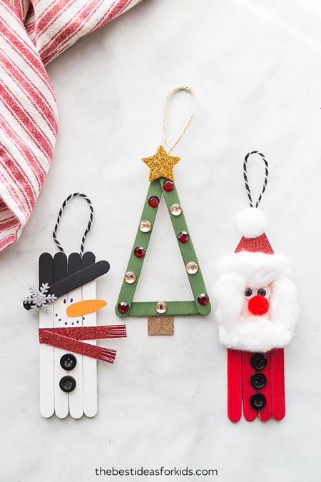 Manualidades Navidad Personajes