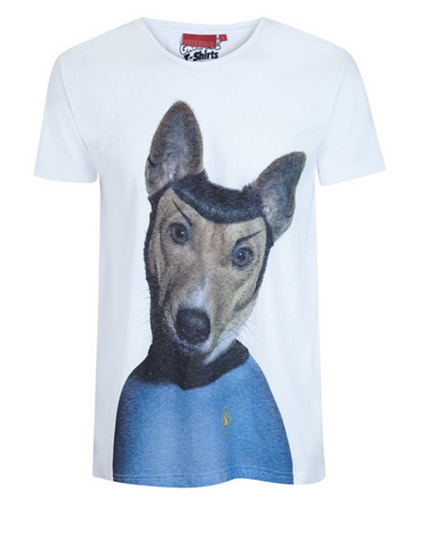 Camiseta Star Trek Suiteblanco