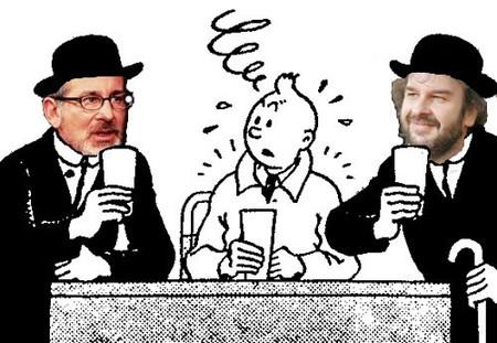 Spielberg y Jackson se quedan sin financiación para 'Tintín'