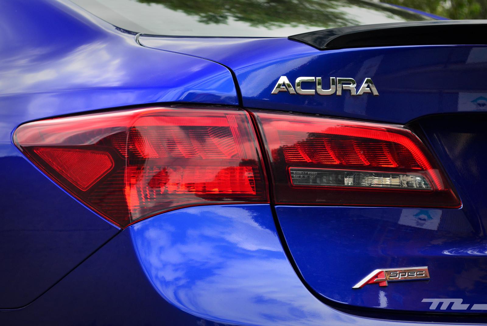Foto de Acura TLX A-Spec (Prueba) (19/19)