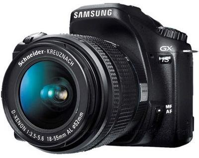 Samsung GX-1S DSLR ya está aqui