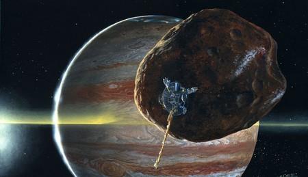 Júpiter huele a algo parecido a la orina
