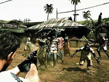 'Resident Evil 5', de cabeza a la Wii