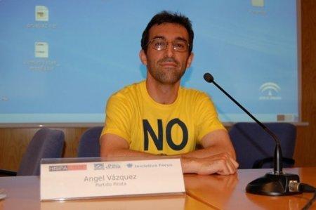 Ángel Vázquez, nuevo Presidente del Partido Pirata español