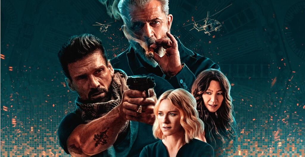 'Muere otra vez', una violenta y recreativa película de acción y ciencia ficción de Joe Carnahan que gana apostando al loop