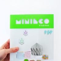 "¿Te sientes craftie pero no sabes por dónde empezar? Descubre ""MiniEco: A Craft Book"""